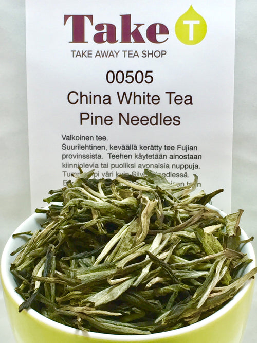 China White Tea Pine Needles