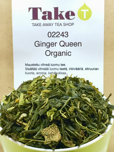 Ginger Queen Organic