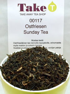Ostfriesen Sunday Tea