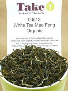 White Tea Mao Feng Organic