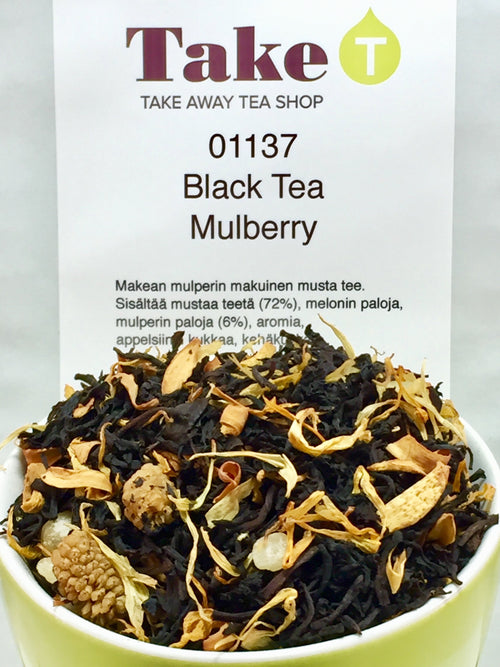 Black Tea Mulberry