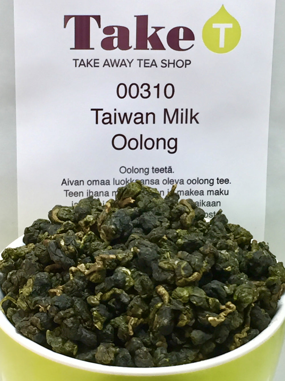 Taiwan Milk Oolong