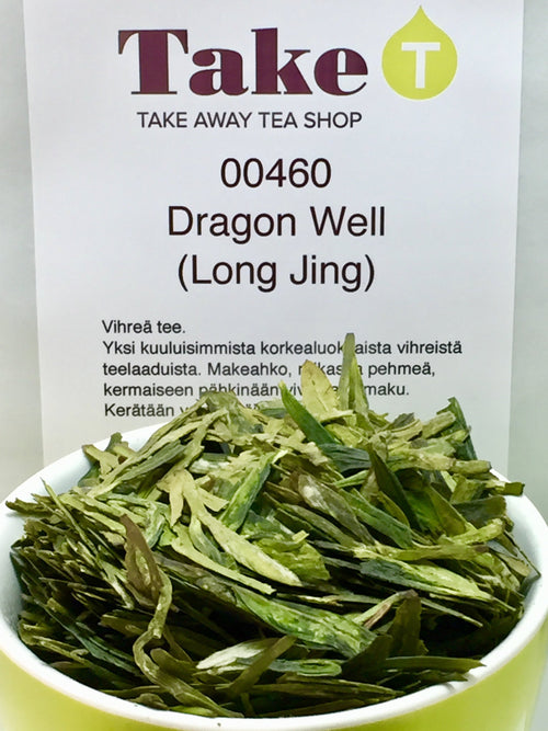 Dragon Well Long Jing