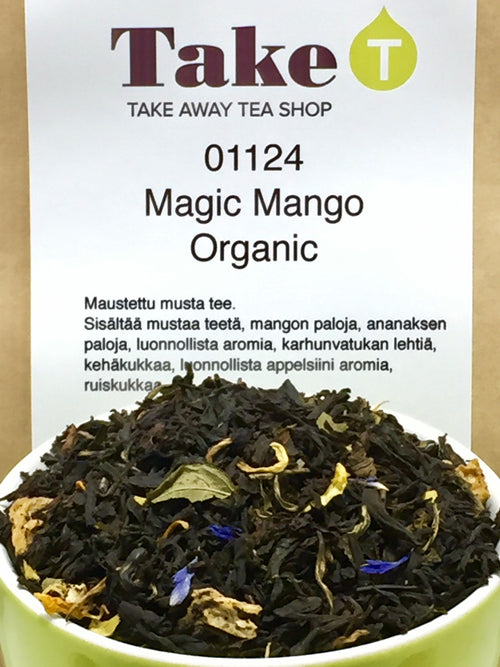 Magic Mango Organic