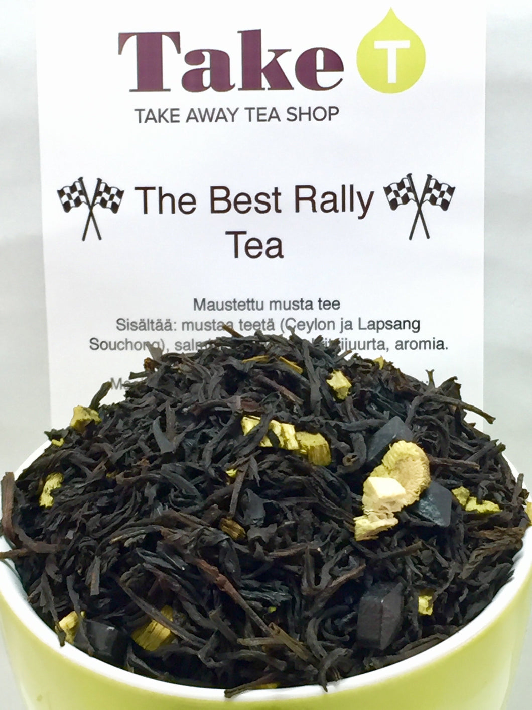 The Best Rally Tea