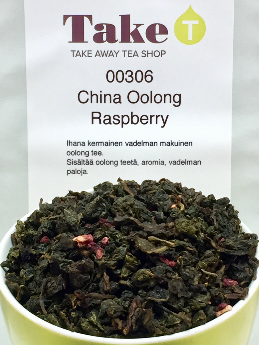 China Oolong Rasberry