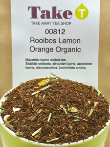 Rooibos Lemon Orange Organic