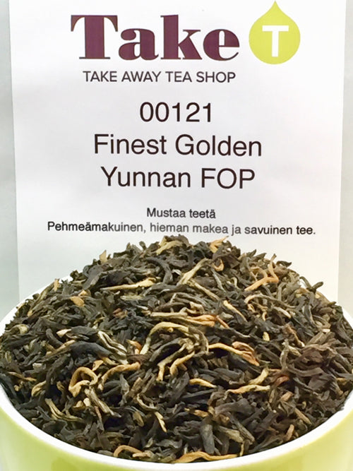 China Finest Golden Yunnan FOP