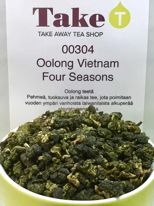 Oolong Vietnam Four Seasons