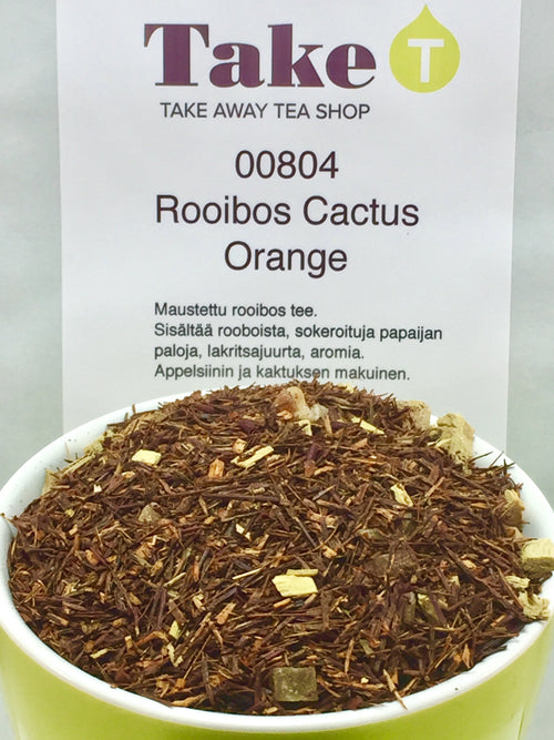Rooibos Cactus Orange