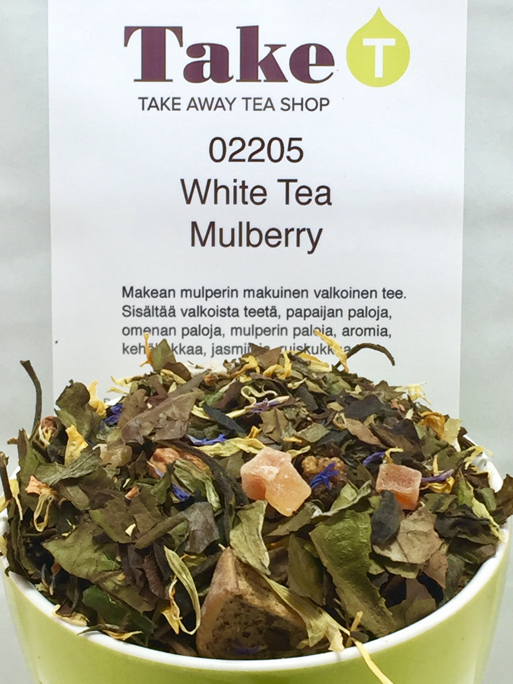 White Tea Mulberry