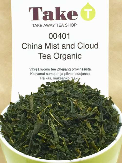 China Mist and Cloud Tea Organic
