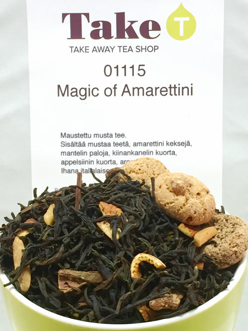 Magic of Amarettini