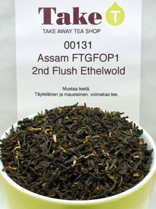 Assam FTGFOP1 2nd Flush Ethelwold
