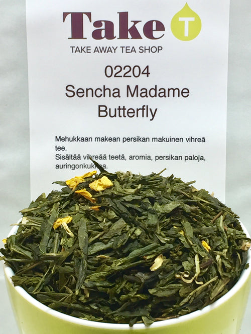 Sencha Madame Butterfly