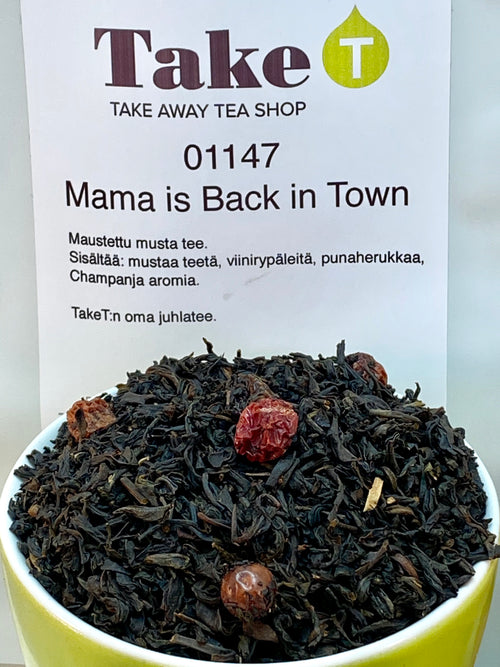 Mama is Back i n Town