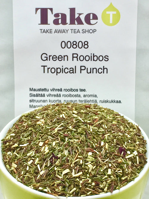 Green Rooibos Tropical Punch