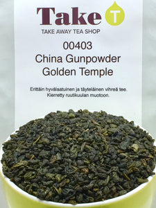 China Gunpowder Golden Temple