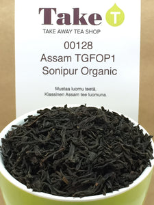 Assam TGFOP1 2nd Flush Sonipur Organic