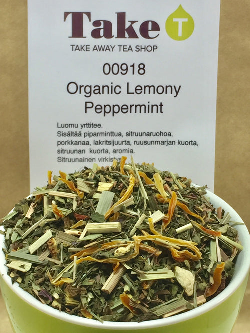 Organic Lemony Peppermint