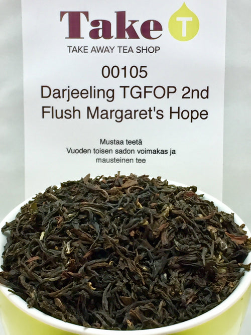 Darjeeling TGFOP 2nd Flush Margaret's Hope