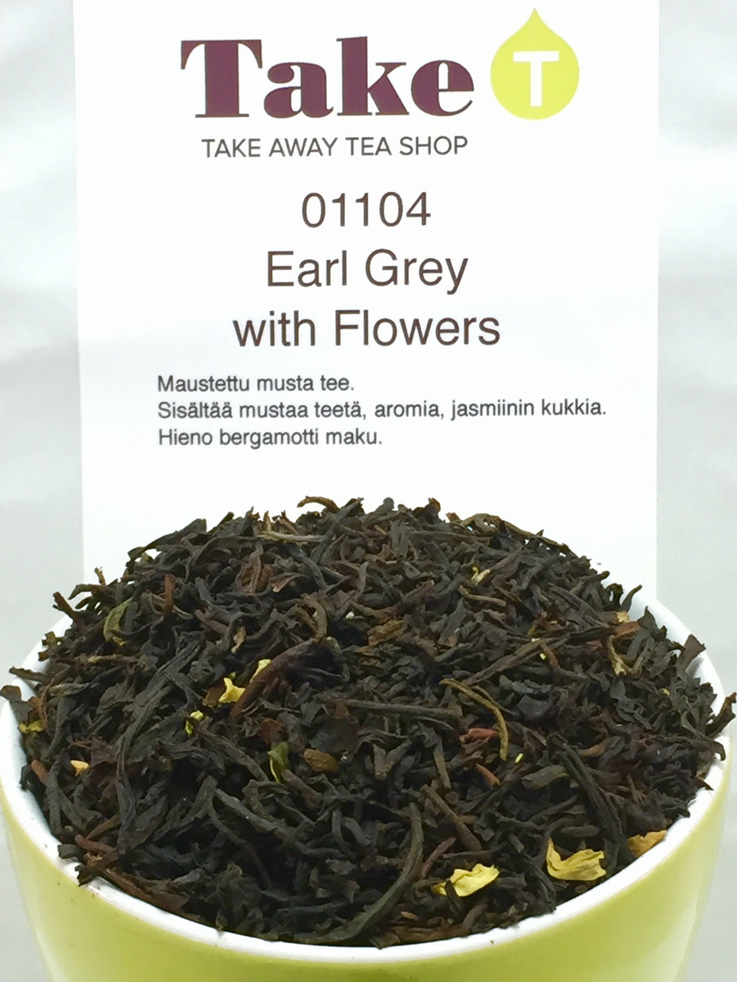 Earl Grey with Flowers