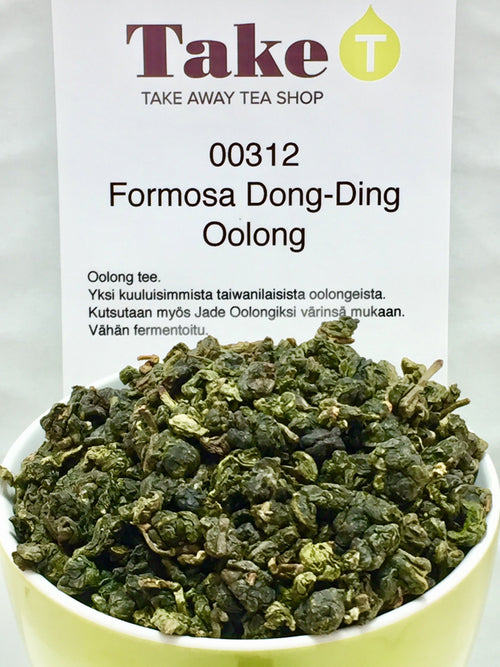 Formosa Dong-Ding Oolong