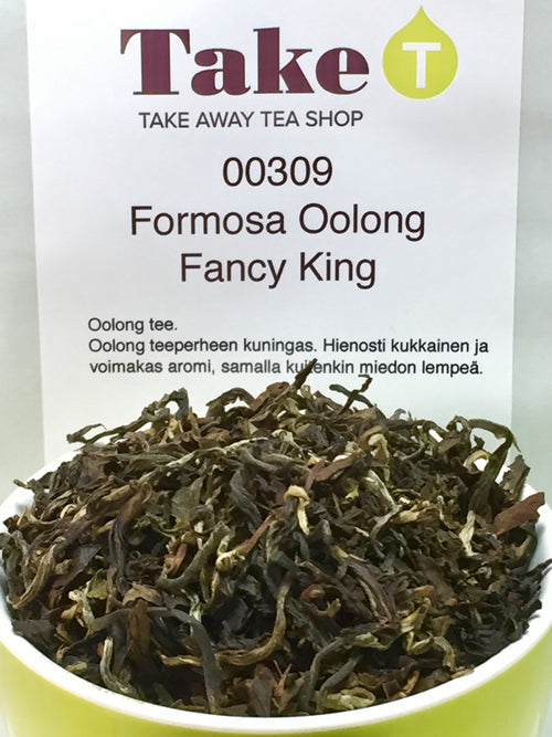 Formosa Oolong Fancy King