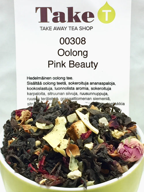 Oolong Pink Beauty