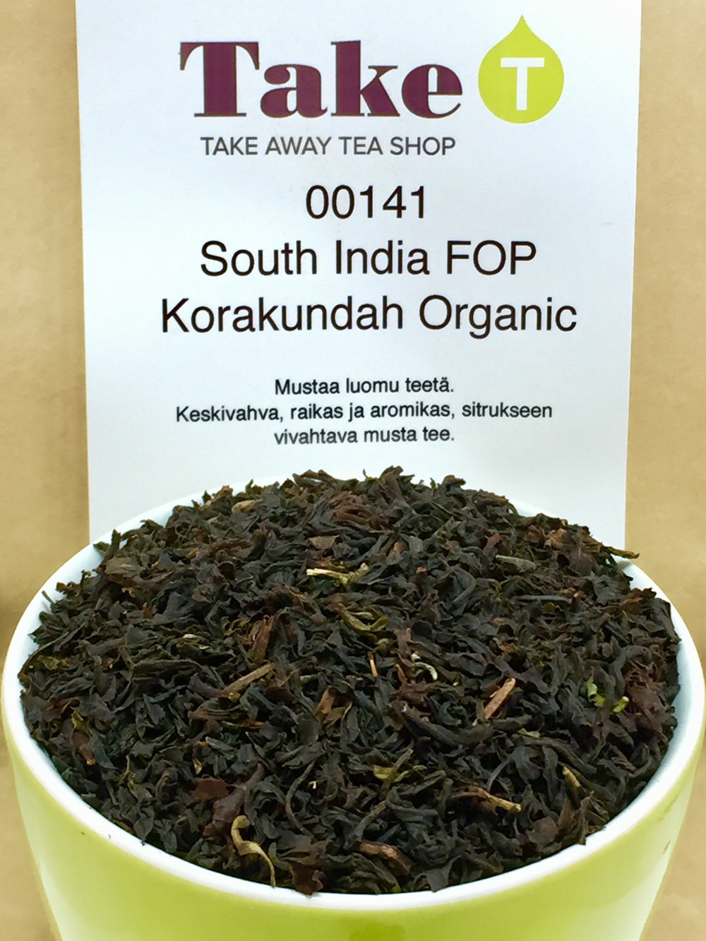 South Indian FOP Korakundah Organic