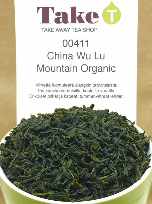 China Wu Lu Mountain Organic