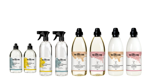 Wilton London Natural Cleaning Products