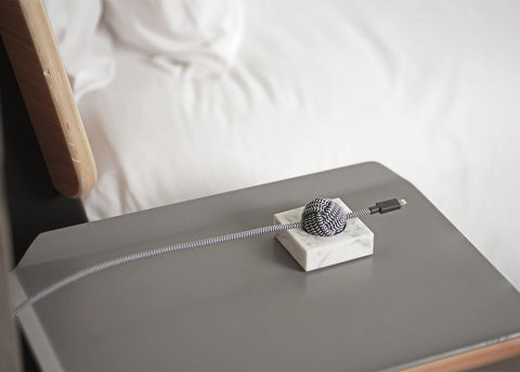 Wilton london bedroom phone charger