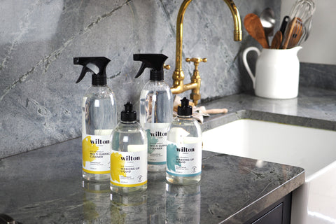 wilton london non-toxic cleaning products