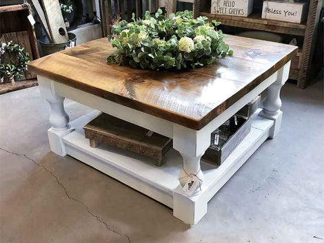 Rustic Modern Farmhouse Furniture