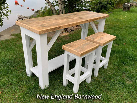 farmhouse bar table