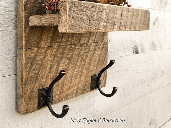 Mudroom Coat Hooks