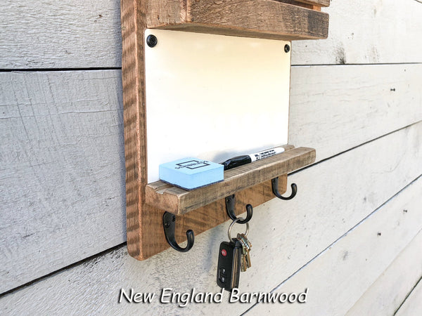 wall mount mail organizer