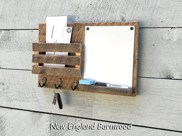French Country Style Entryway Mail Organizer