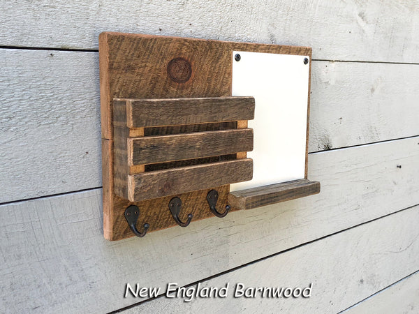 Hanging Kitchen Wood Key Rack