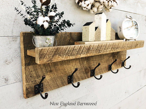 mudroom coat rack