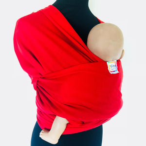Little Munchkins® Baby Wrap - Red