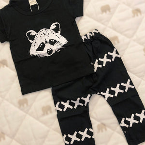 Little Munchkins GEAR - Racoon