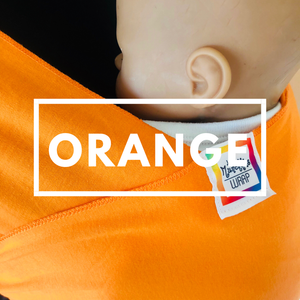 Little Munchkins® Baby Wrap - Orange
