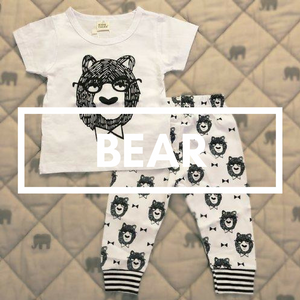 Little Munchkins GEAR - Bear