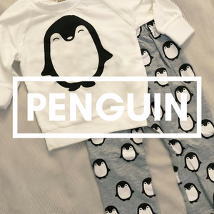 Little Munchkins GEAR - Penguin