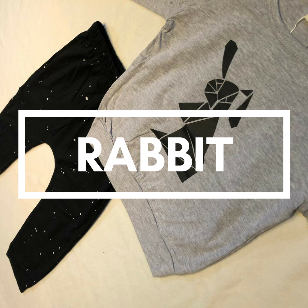 Little Munchkins GEAR - Rabbit
