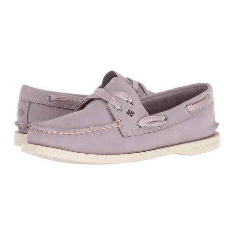 AUTHENTIC ORIGINAL SATIN LACE BOAT SHOE / DAMA - URBBANO