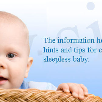 Excessive crying, sleepless and demanding baby? CRY-SIS can help you.