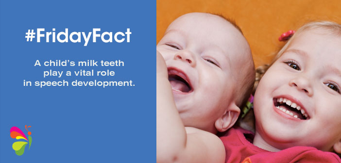#FridayFact…Chatting teeth?